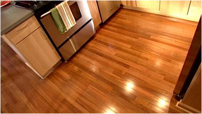 strong hardwood flooring:
